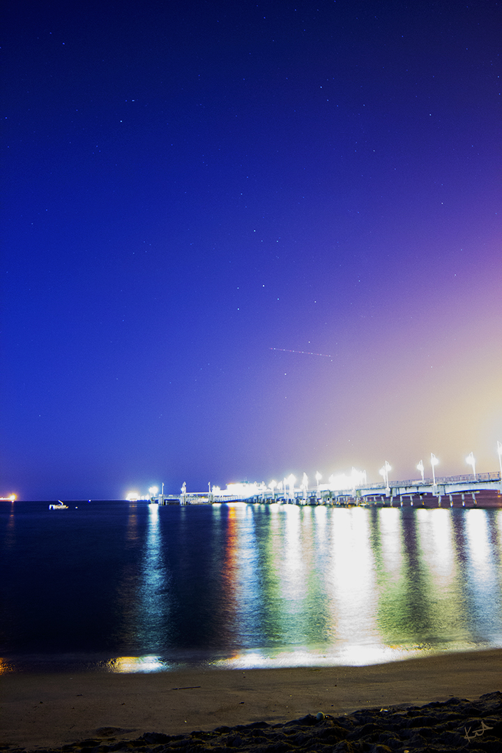 Abstract Pier 1