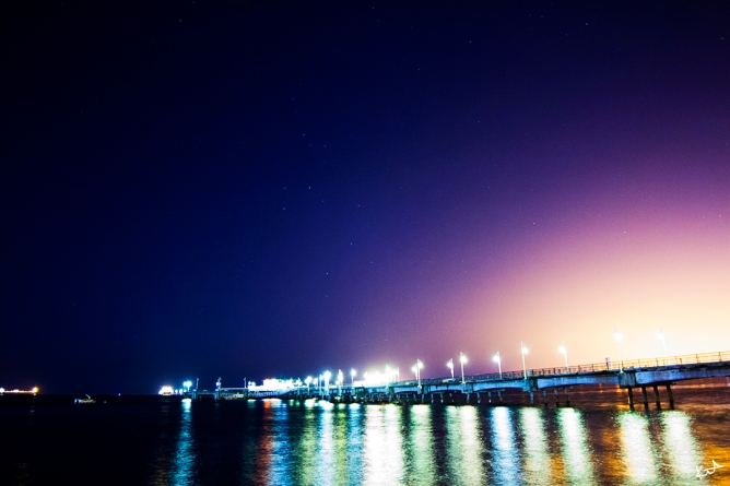Abstract Pier 2