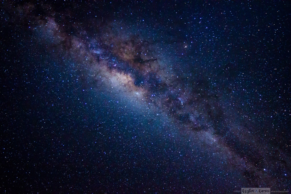 Peruvian Milky Way